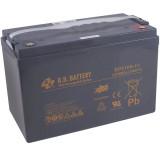 Стационарный аккумулятор B.B.Battery BPS100-12 100Ah