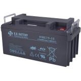 Стационарный аккумулятор B.B.Battery HRL75-12 73Ah