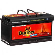 Тяговый аккумулятор BANNER Marine AGM 592 01 92Ач