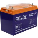 Тяговый аккумулятор DELTA GX 12-100 100Ah