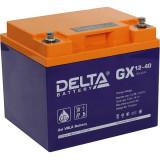 Тяговый аккумулятор DELTA GX 12-40 40Ah