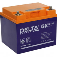 Стационарный аккумулятор DELTA GX 12-40 40Ah