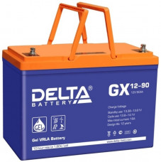 Тяговый аккумулятор DELTA GX 12-90 90Ah