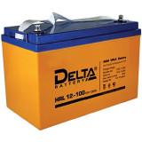 Тяговый аккумулятор DELTA HRL 12-100 90Ah