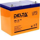 Тяговый аккумулятор DELTA HRL 12-75 75Ah