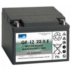 Тяговый аккумулятор Sonnenschein GF 12 022 Y F 24Ah