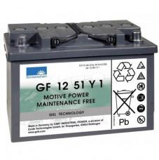 Тяговый гелевый аккумулятор Sonnenschein GF 12 051 Y 1 56Ah