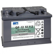 Тяговый гелевый аккумулятор Sonnenschein GF 12 051 Y 2 56Ah