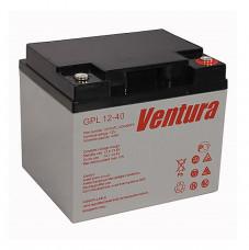Тяговый аккумулятор Ventura GPL 12-40 40Ah