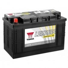 Стартово-тяговый аккумулятор YUASA Leisure L35-90 90Ah