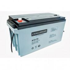 Аккумулятор Challenger A12-70 70Ah