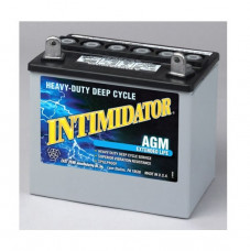 Стартово-тяговый аккумулятор Deka INTIMIDATOR 8AU1 32Ah