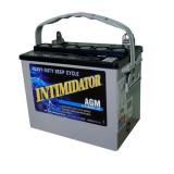 Стартово-тяговый аккумулятор Deka INTIMIDATOR 8AU1H 32Ah