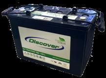 Тяговый аккумулятор DISCOVER EV512G-080 90Ah