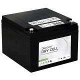 Тяговый аккумулятор DISCOVER EV512A-24 26Ah