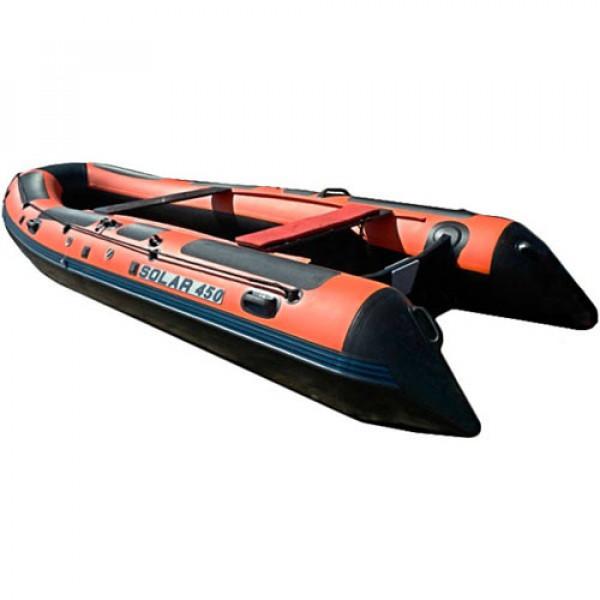 купить лодку солар 450 в новосибирске