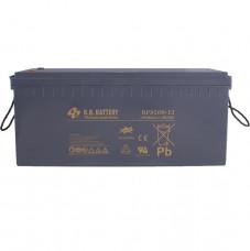 Стационарный аккумулятор B.B.Battery BPS200-12 200Ah