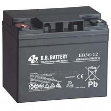 Тяговый аккумулятор B.B. Battery EB36-12 36Ah