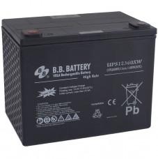 Стационарный аккумулятор B.B.Battery UPS 12360XW 88Ah