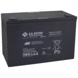 Стационарный аккумулятор B.B.Battery UPS 12480XW 120Ah
