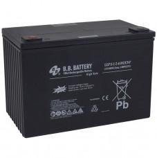 Стационарный аккумулятор B.B.Battery UPS 12400XW 100Ah