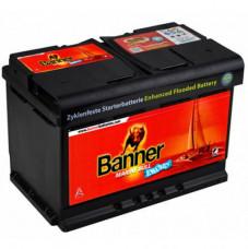 Тяговый аккумулятор BANNER Marine AGM 570 01 70Ач