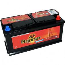 Тяговый аккумулятор BANNER Marine AGM 605 01 105Ач