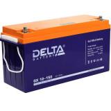 Стационарный аккумулятор DELTA GX 12-150 150Ah