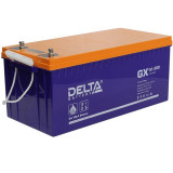 Стационарный аккумулятор DELTA GX 12-200 200Ah