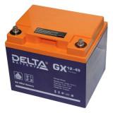Стационарный аккумулятор DELTA GX 12-45  45Ah