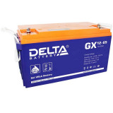 Стационарный аккумулятор DELTA GX 12-65 65Ah