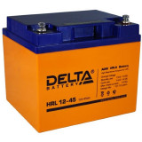 Стационарный аккумулятор DELTA HRL 12-45 45Ah