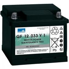 Тяговый аккумулятор Sonnenschein GF 12 033 Y 1 38Ah
