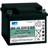 Тяговый гелевый аккумулятор Sonnenschein GF 12 033 Y G2 38Ah