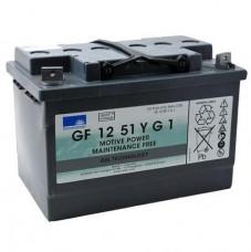 Тяговый гелевый аккумулятор Sonnenschein GF 12 051 Y G1 56Ah