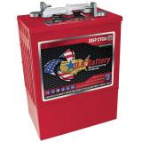 Тяговый аккумулятор U.S. BATTERY US L16 HC XC2 420Ah