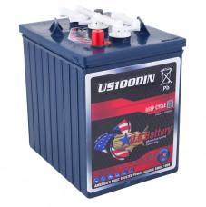 Тяговый аккумулятор US 100DIN XC2 247Ah