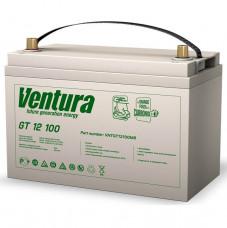 Тяговый аккумулятор VENTURA GT 12 100 M8 117Ah