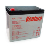 Стационарный аккумулятор Ventura GPL 12-55 55Ah