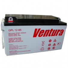 Стационарный аккумулятор Ventura GPL 12-65 65Ah