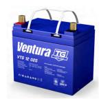 Тяговый аккумулятор VENTURA VTG 12 025 33Ah