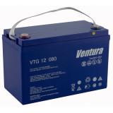 Тяговый аккумулятор VENTURA VTG 12 080 100Ah