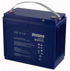 Тяговый аккумулятор VENTURA VTG 12 110 145Ah