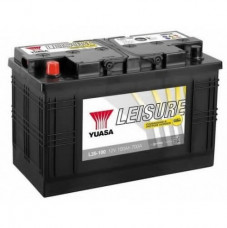 Стартово-тяговый аккумулятор YUASA Leisure L35-100 100Ah