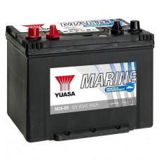 Тяговый аккумулятор YUASA Marine M26-80 80Ah
