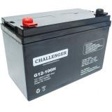 Стационарный аккумулятор Challenger G12-100H 97Ah