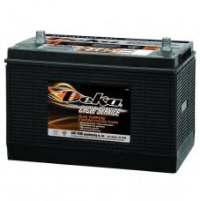 Стартовый аккумулятор Deka 7T31P 140 Ah