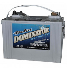 Тяговый аккумулятор Deka 8G24M 77Ah