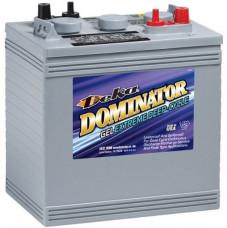 Стартово-тяговый аккумулятор Deka 8GGC2 189 Ah