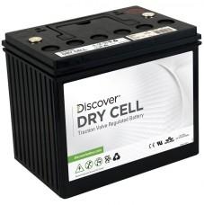 Тяговый аккумулятор DISCOVER EV24A-B 82Ah